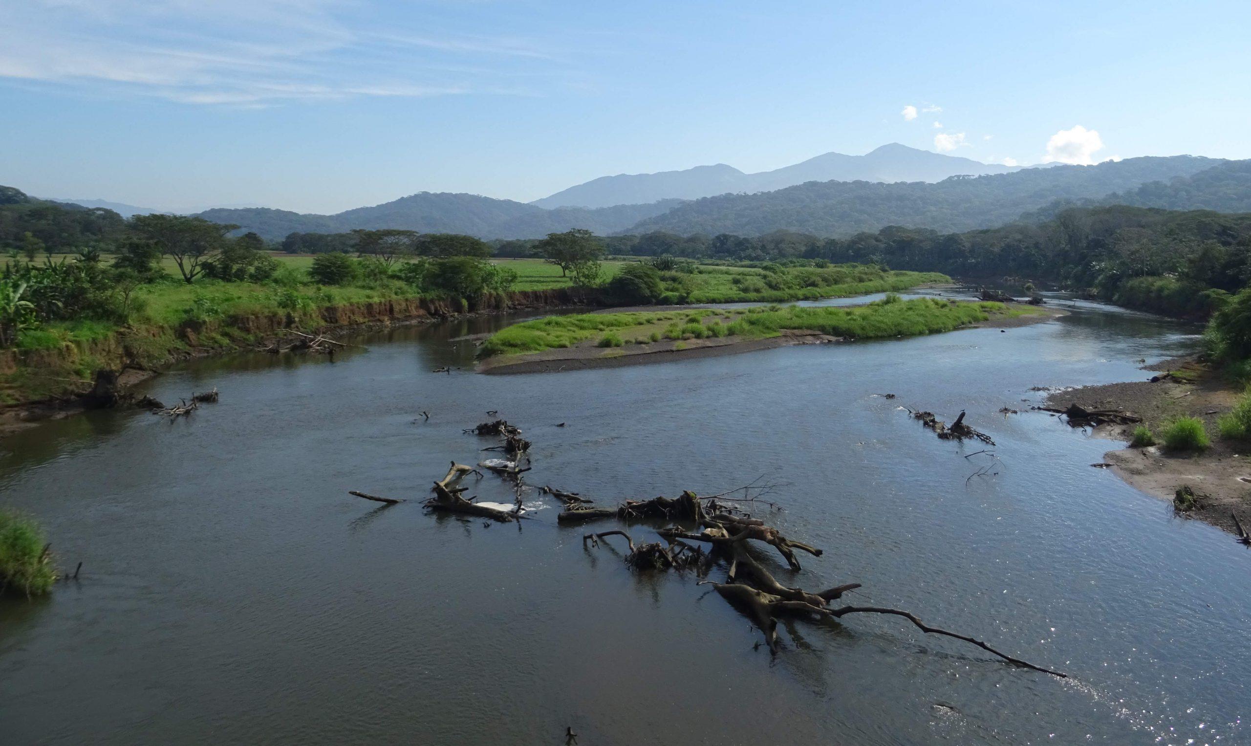 Costa Rica Manuel Antonio National park crocoland