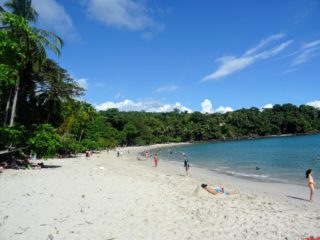 Costa Rica Manuel Antonio National park land3
