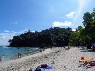 Costa Rica Manuel Antonio National park land5