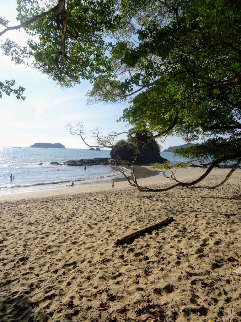 Costa Rica Manuel Antonio National park land8