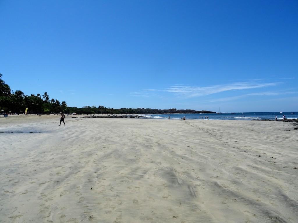 Costa Rica Tamarindo plage
