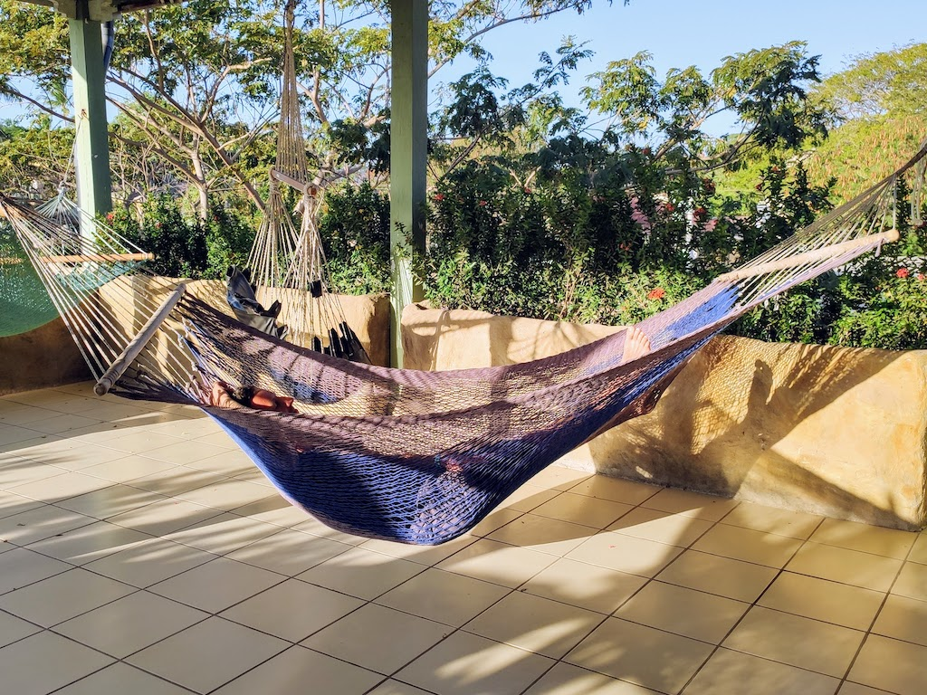 Costa Rica Tamarindo Resort hotel Hamac