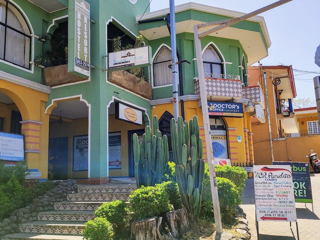 Costa Rica Tamarindo Resort Auberge de jeunesse