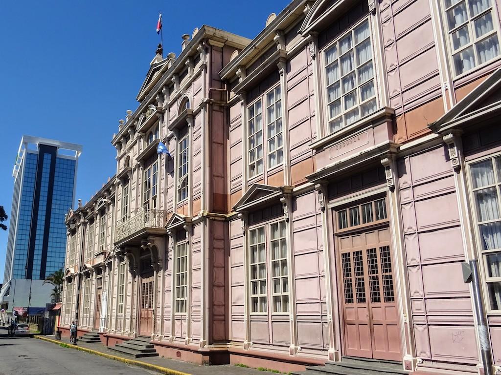 Costa Rica San Jose Benuenaventura Orrales school
