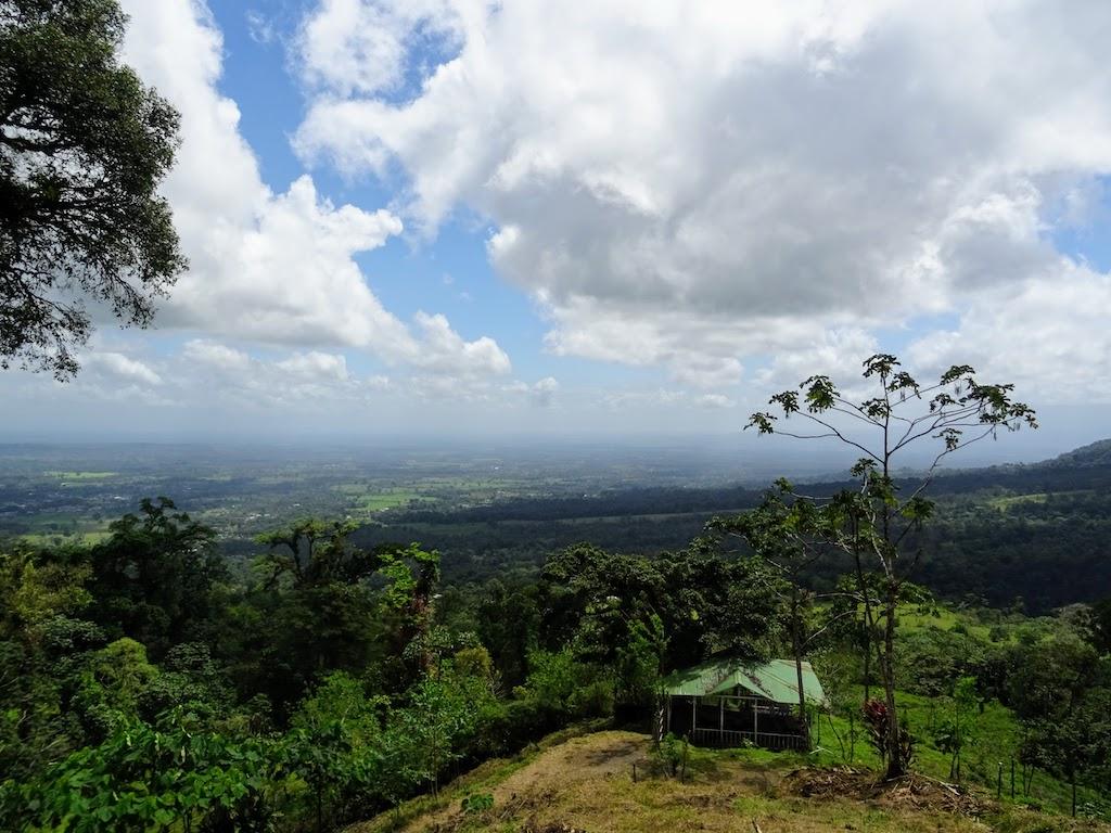 Costa Rica Arenal Cerro Chato trail up 3