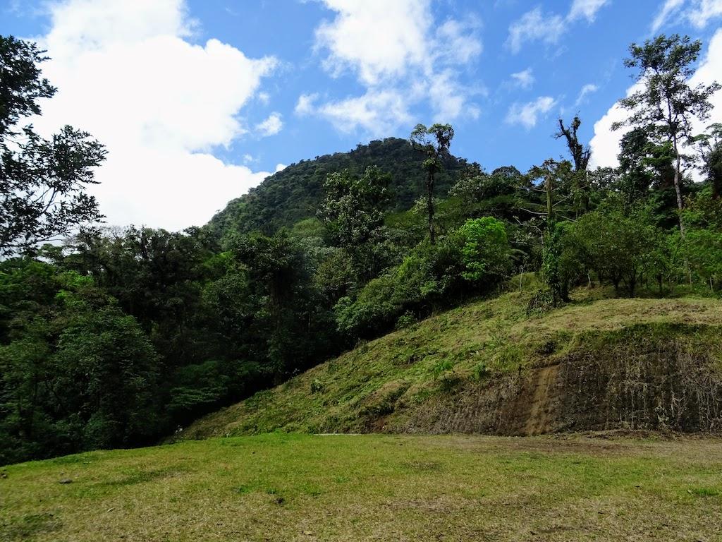 Costa Rica Arenal Cerro Chato trail up 5