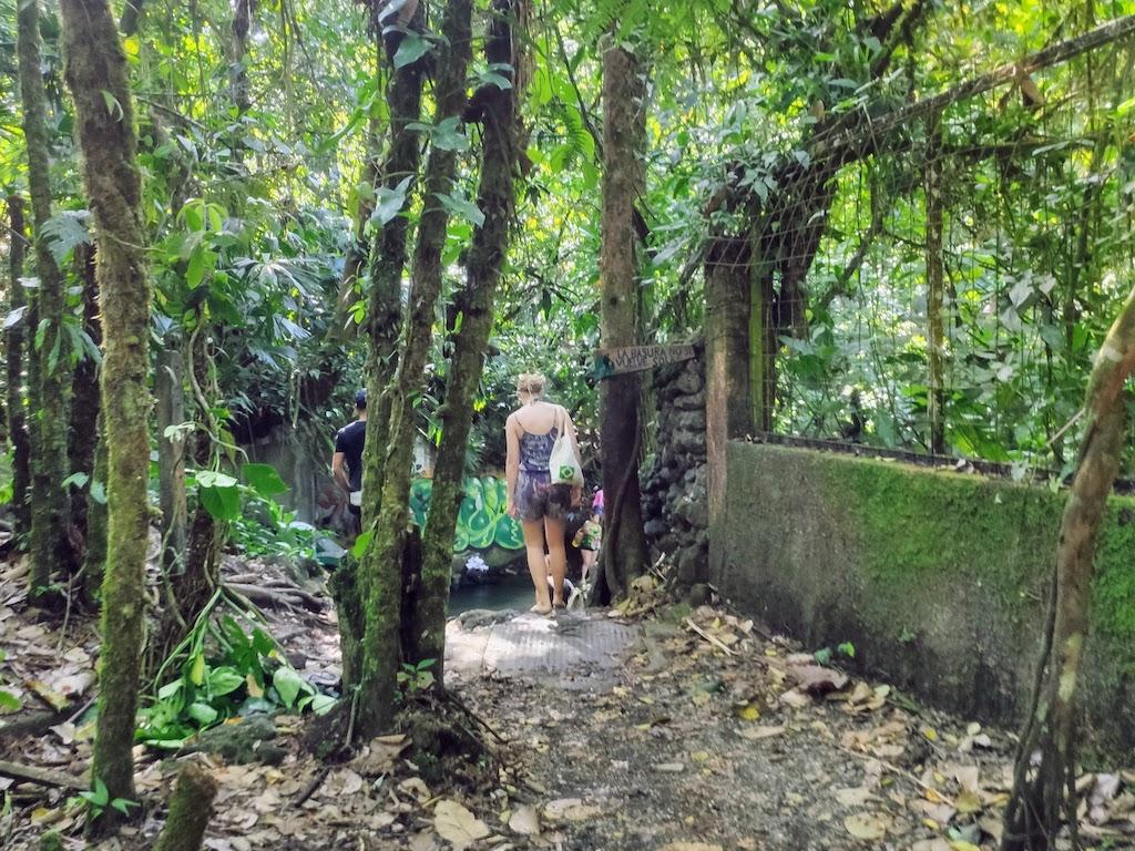 Costa Rica Arenal Hot Springs 2