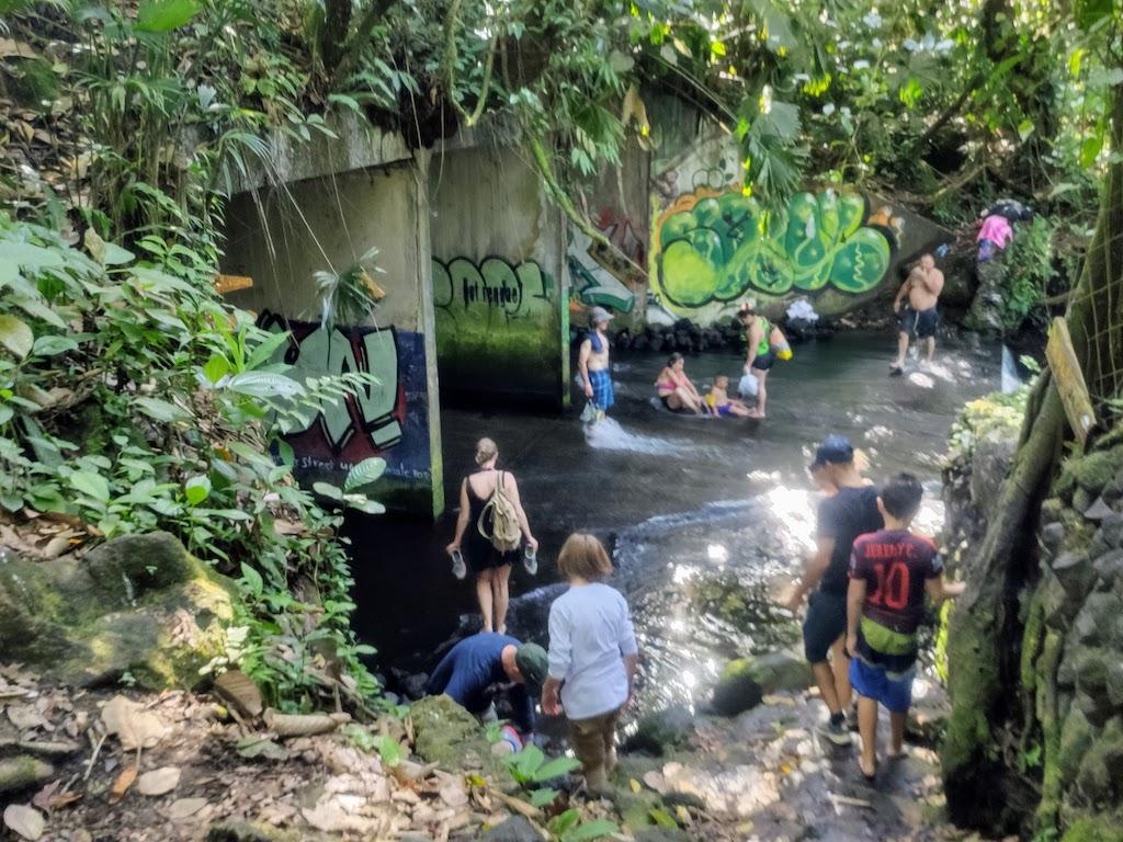 Costa Rica Arenal Hot Springs 3