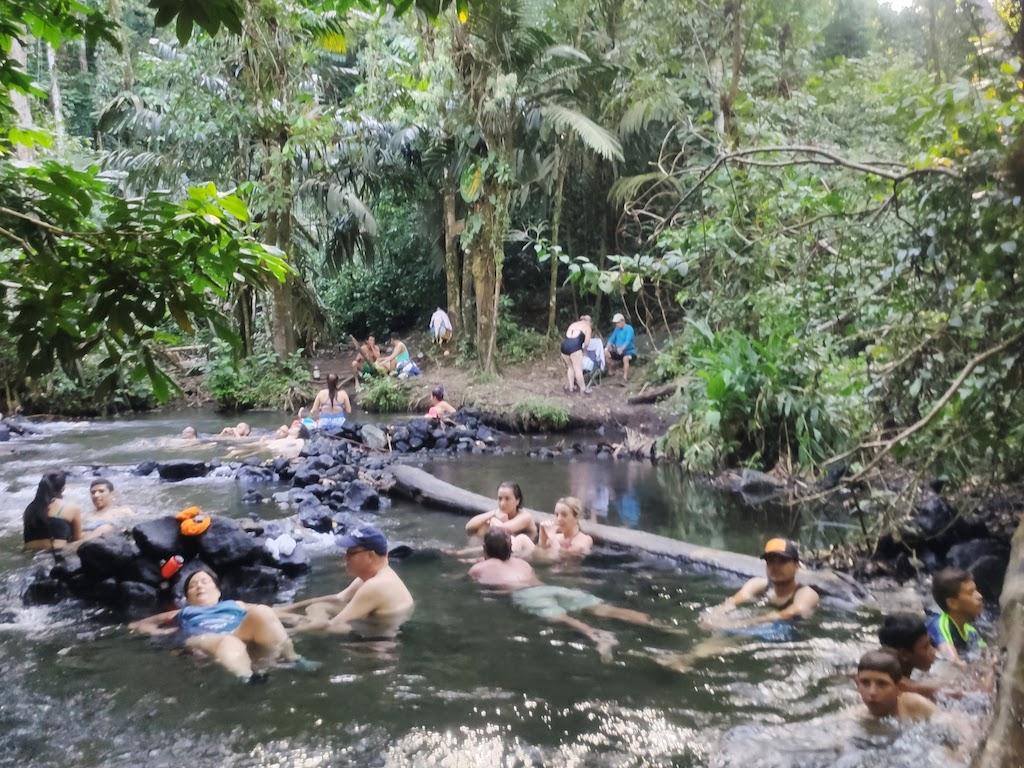 Costa Rica Arenal Hot Springs 5