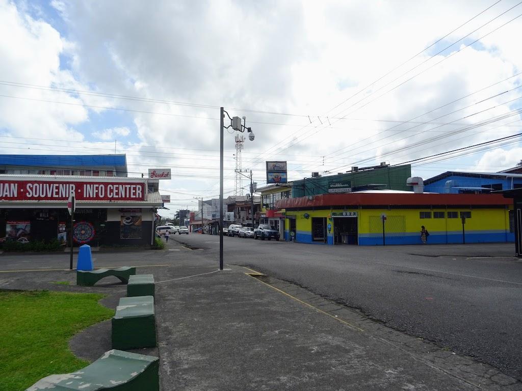 Costa Rica Arenal La Fortuna town 1