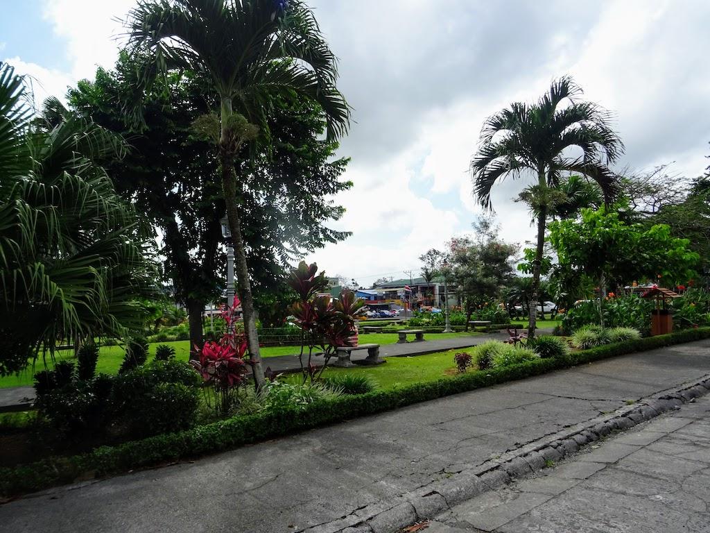 Costa Rica Arenal La Fortuna town 4