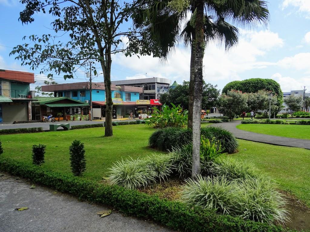 Costa Rica Arenal La Fortuna town 5