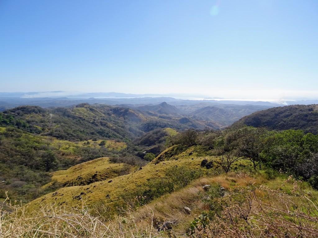 Costa Rica Monteverde paysage dernière vue