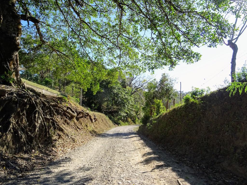Costa Rica Monteverde route