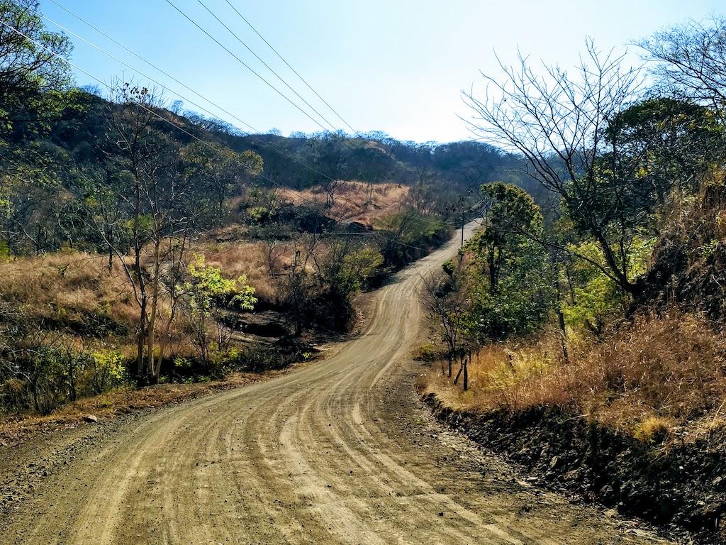 Costa Rica Potrero Nature Route principale