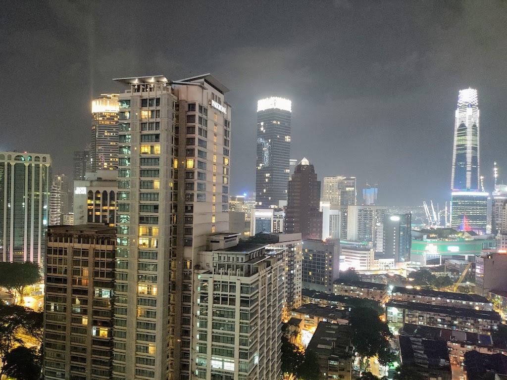 Malaisie Kuala Lumpur de nuit