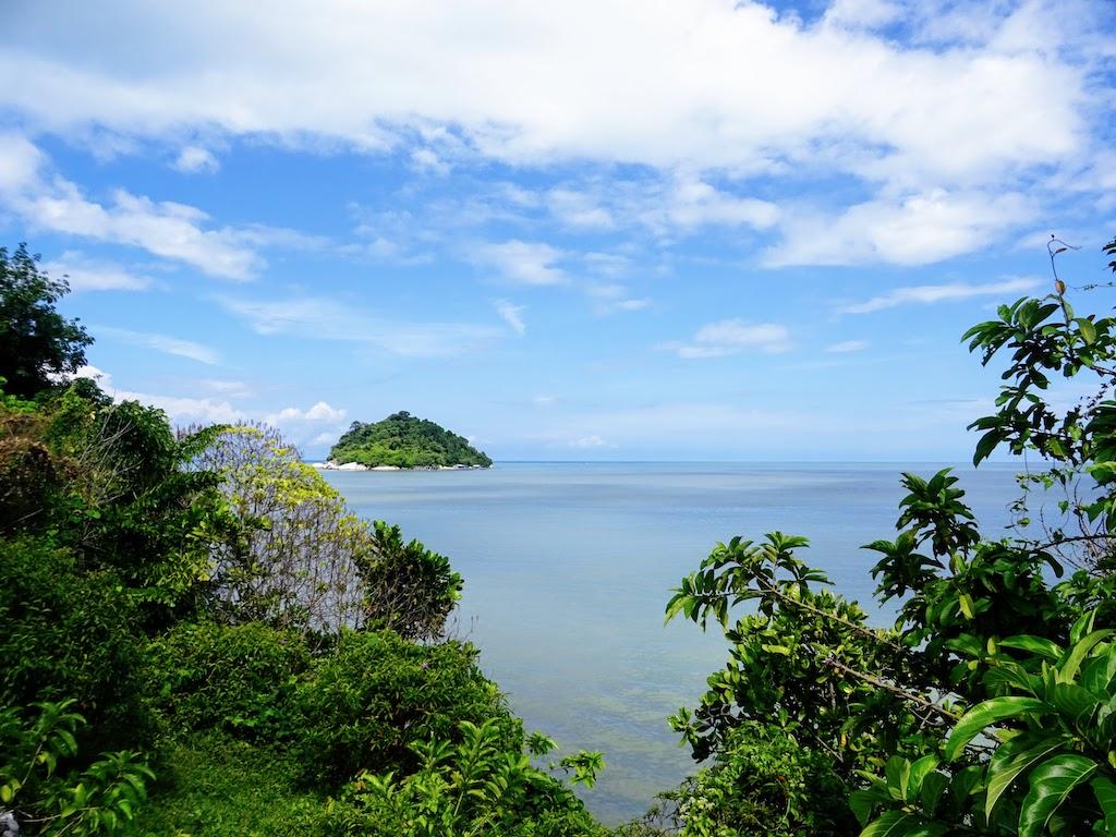 Malaysia Penang Balik Pulau sea