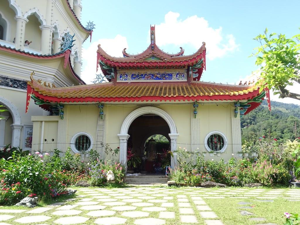 Malaisie Penang Kek Lok Si temple pagode