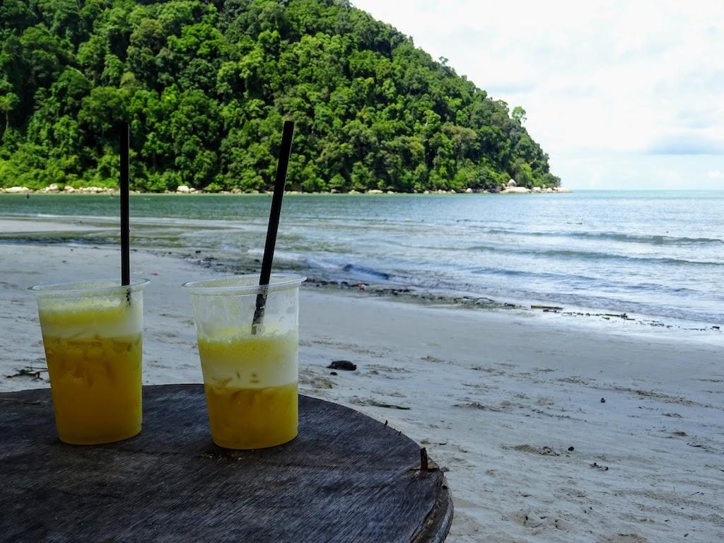 Malaisie Penang Parc national cocktail