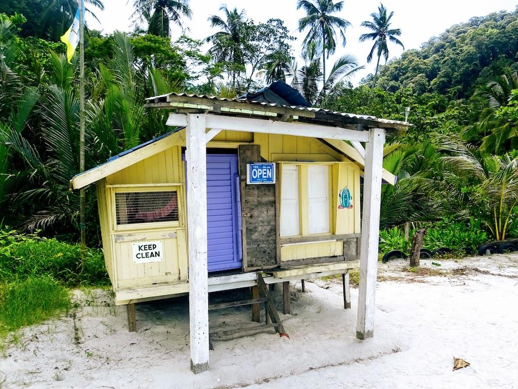 Malaysia Penang National park monkey beach2