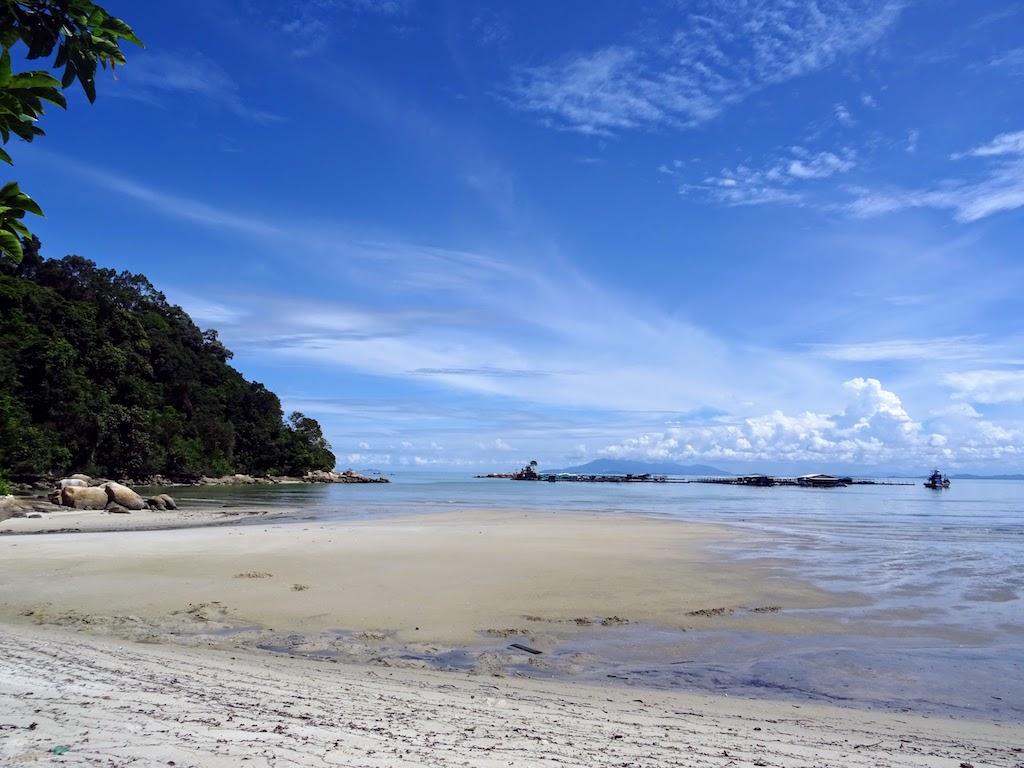 Malaysia Penang National park view2