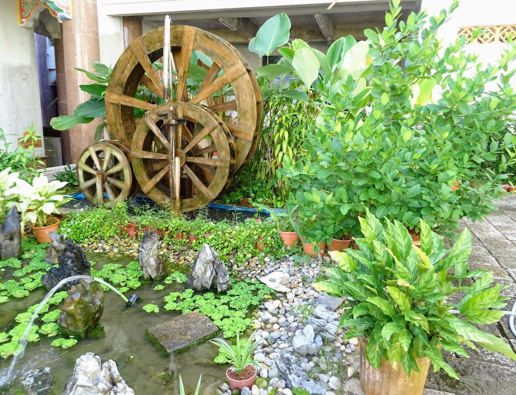 Malaisie Penang Kek Lok Si jardin