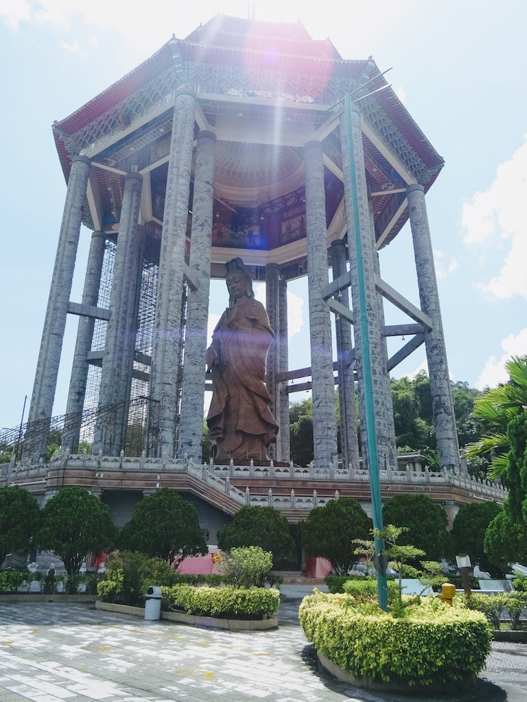 Malaisie Penang Kek Lok Si misericorde pagode