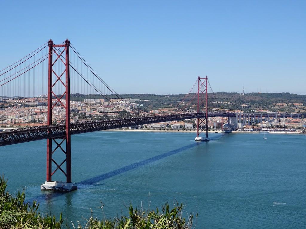 Portugal Lisbonne 25-04 pont