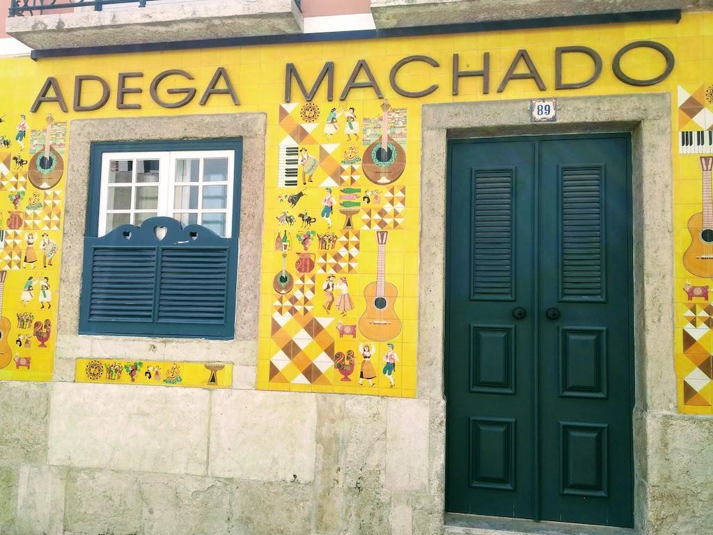 Portugal Lisbonne Adega Machado