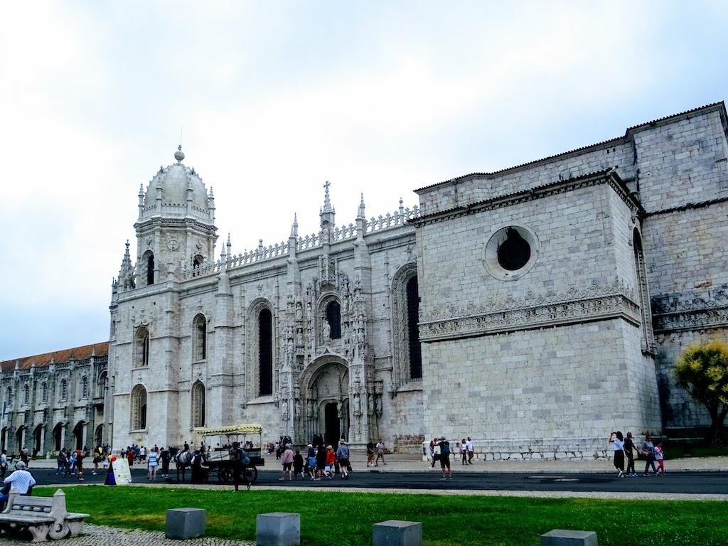 Portugal Lisbonne Jeronimos monastere