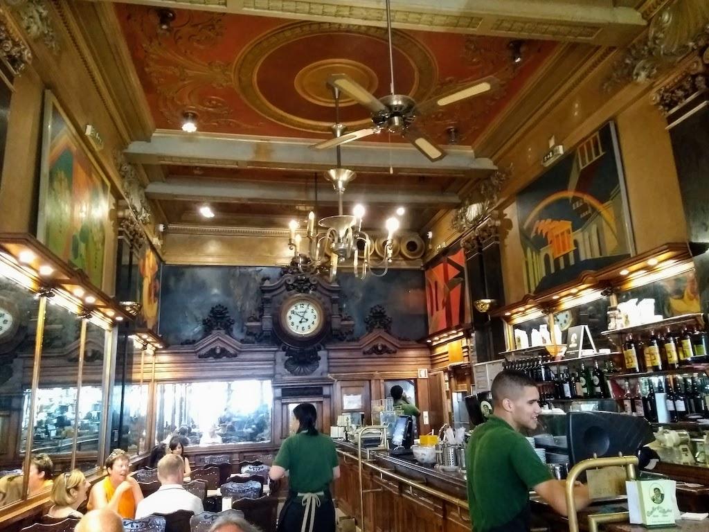 Portugal Lisbonne Interieur Restaurant Tavares