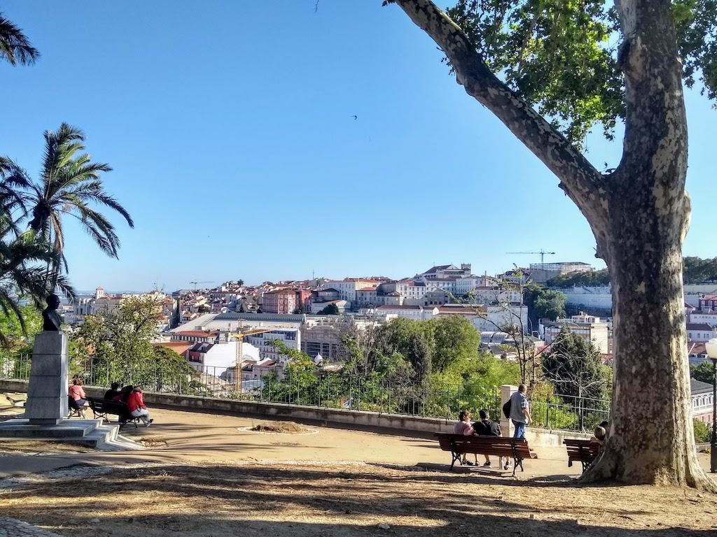 Portugal Lisbonne Parc Torel