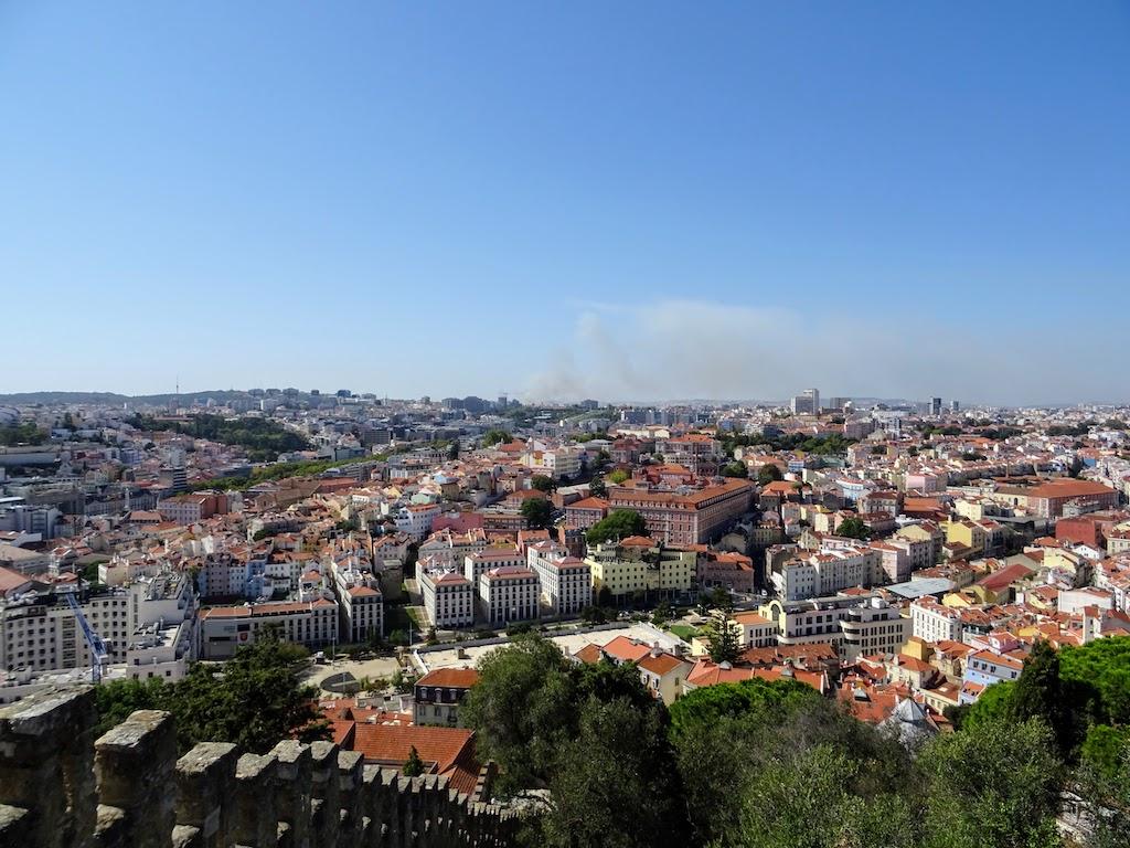 Portugal Lisbonne vue principale