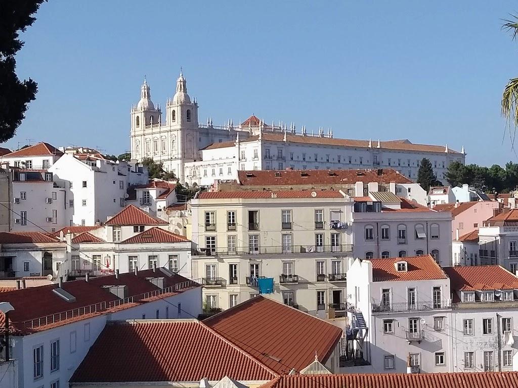 Portugal Lisbonne sao vincente vue