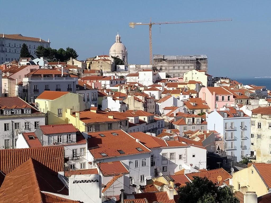 Portugal Lisbonne sao vincente vue1