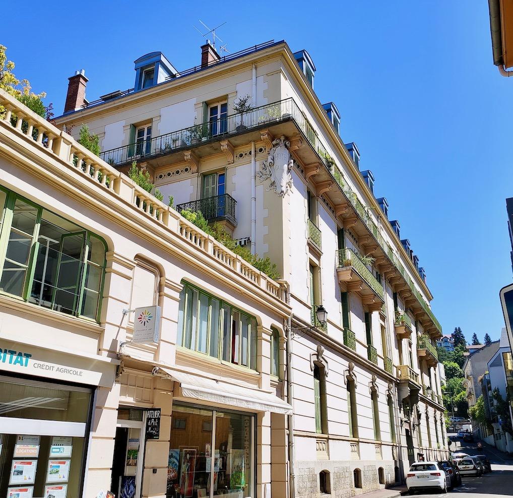 France Aix Les Bains Gaillard Hotel
