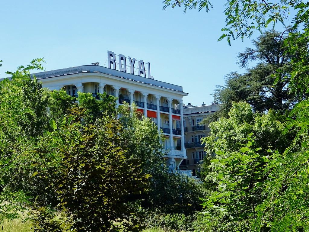 France Aix-Les-Bains Royal Hotel