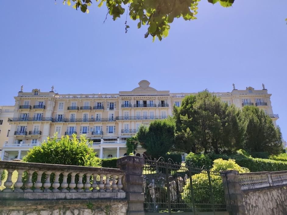 France Aix-Les-Bains Splendid front