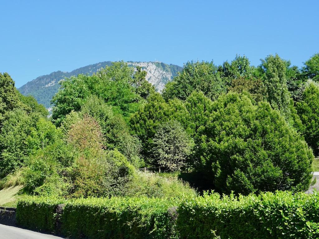 France Aix-les-Bains Mont Revard